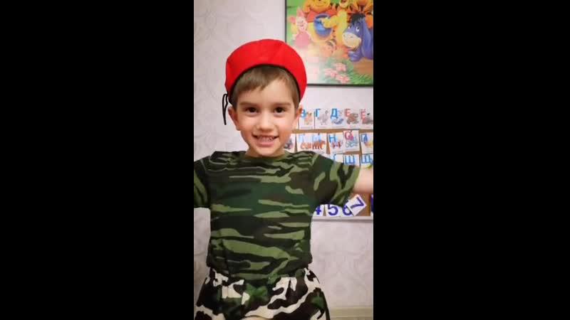 Вельхиев Ильяс, 5 лет, тренер Григоров С. Р.