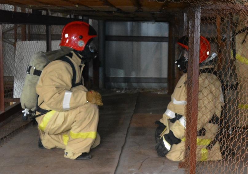 В Коврове прошел день открытых дверей посвященный 116-летнему дню рождения пожарного депо., изображение №17