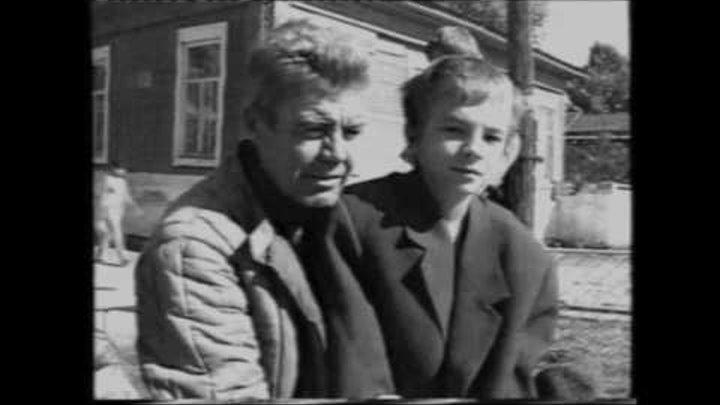 Исторические кадры открытия памятника героям повести Судьба человека в городе Урюпинск