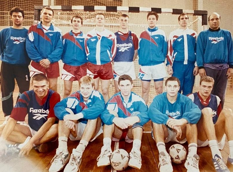 1994 год. Сборная России без легионеров
