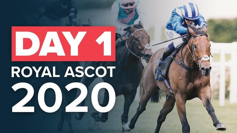 Royal Ascot 2020 - Day 1 Highlights BATTAASH CIRCUS MAXIMUS