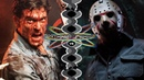 Ash Williams VS Jason Voorhees (Evil Dead VS Friday the 13th)   Maximum Combat   S1EP2 REUPLOAD