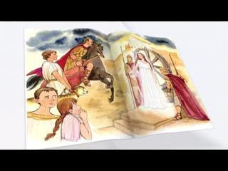 В екатеринбургских библиотеках появится сказочная повесть о святой Екатерине для детей