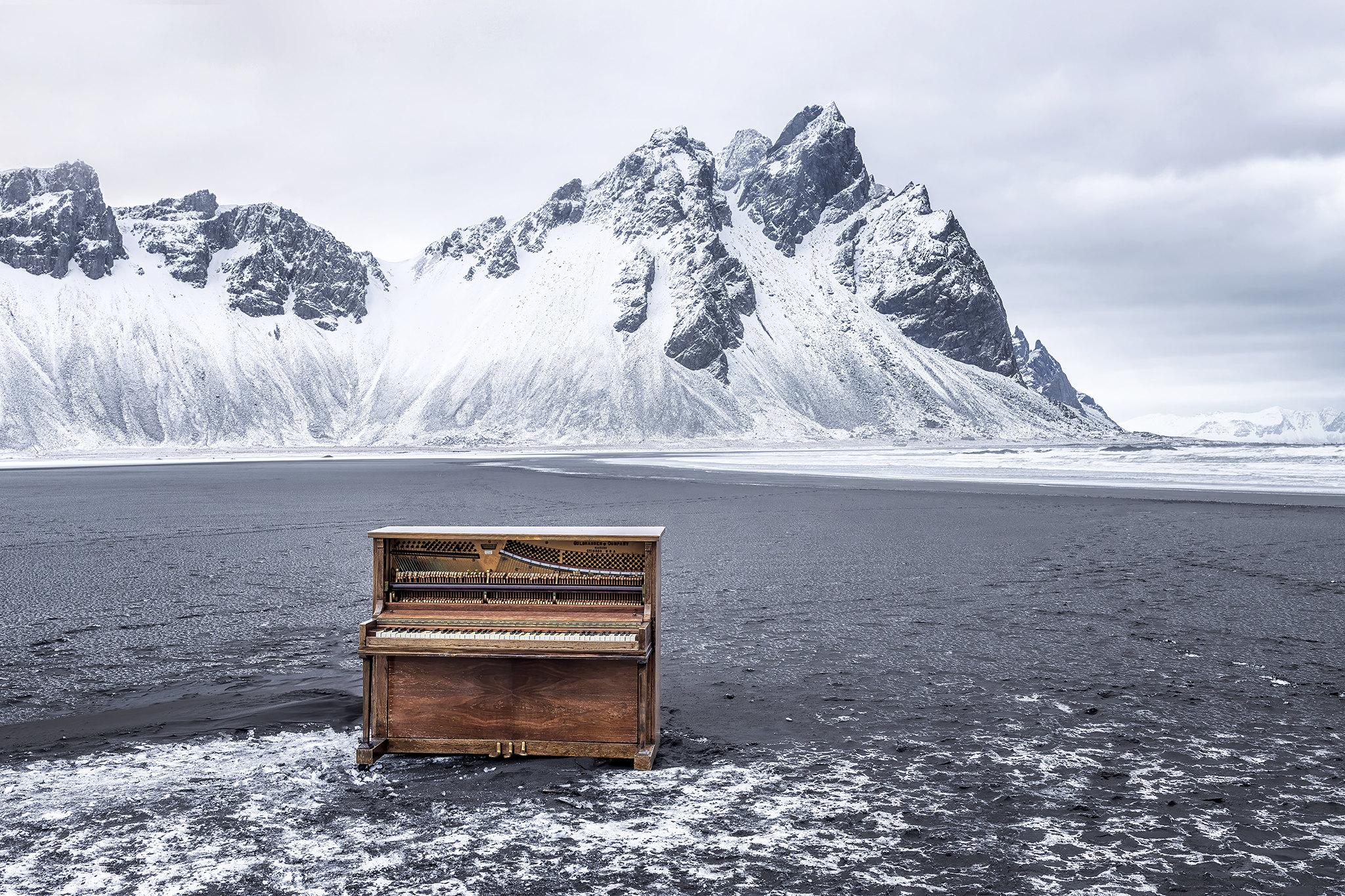 MElvin nicholson   Исландия - Фото