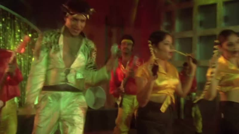 Танцор Диско I Am A Disco Dancer - Bappi Lahiri (Митхун Чакраборти)