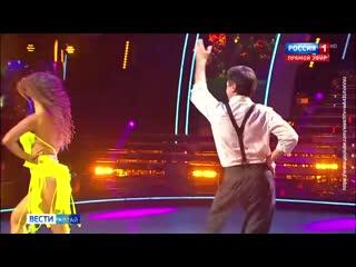 Наш земляк Иван Стебунов победил в телешоу Танцы со звёздами.