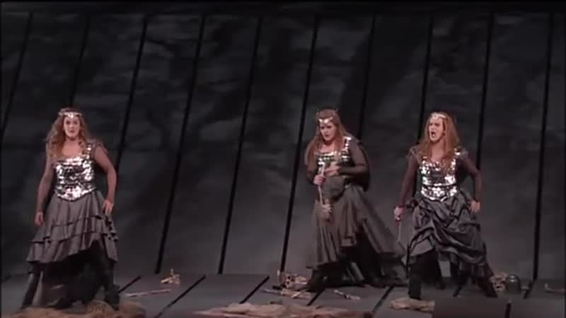 Metropolitan Opera Orchestra Wagner Ride of the Valkyries Ring Official Vi