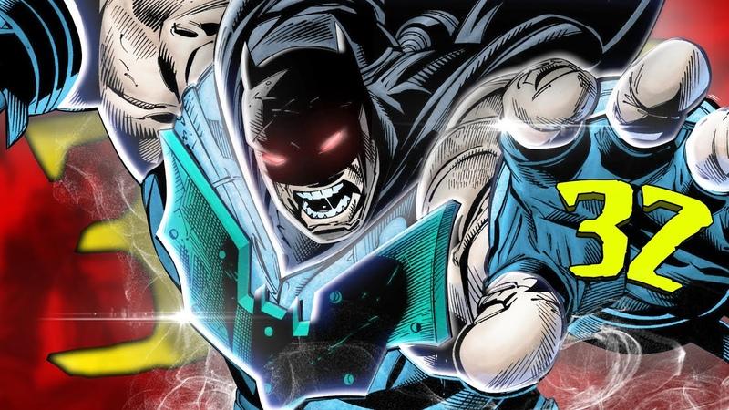 Бэйн стал Бэтменом. Злo DC Comics