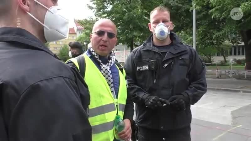 Dokumentation der _Hygienedemonstrationen_ in Berlin _ Teil 4_ 16. und 23. Mai 2020