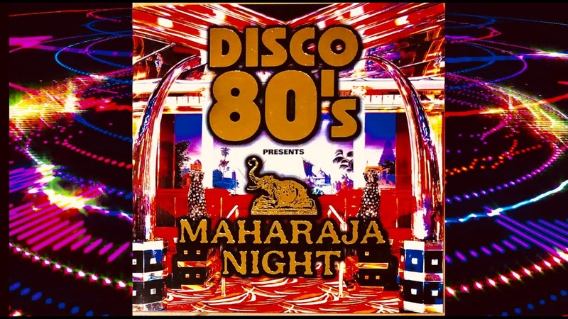 DISCO 80's MAHARAJA NIGHT ⭐︎マハラジャ⭐︎ユーロビート⭐︎HIGH ENERGY⭐︎DJ BOSS