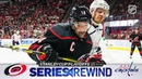 SERIES REWIND Hurricanes oust defending champion Capitals in seven games
