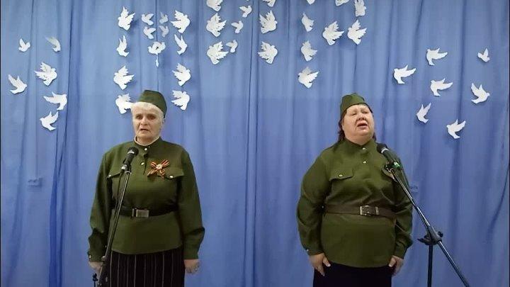 Голос Поколения Чайковская В М Соколова П И песня На безымянной высоте