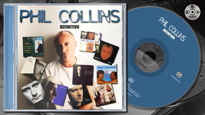 P h i l C o l l i n s Definitivo CD Completo Oficial RSA Music