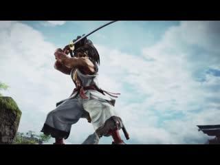 Soulcalibur VI - Haohmaru Reveal Trailer EVO Japan 2020 HD 1080P