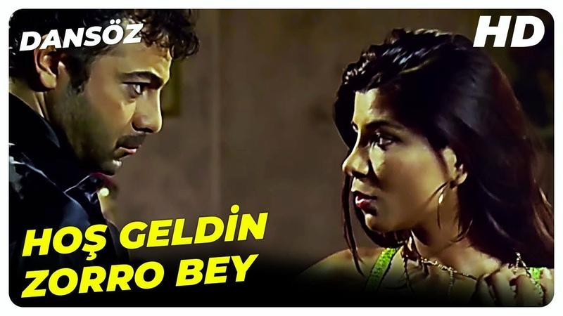 Zarife'nin Psikopatı Zorro | Dansöz Türk Filmi