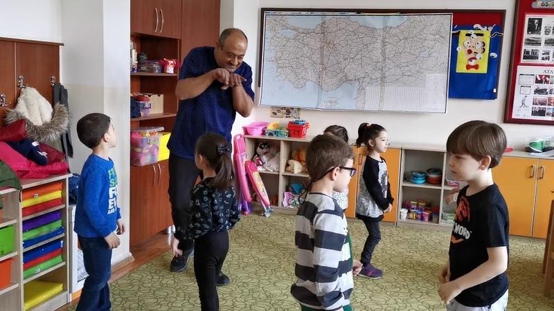 Sincap Şarkısı Okul Öncesi Dans Oyun Hareket