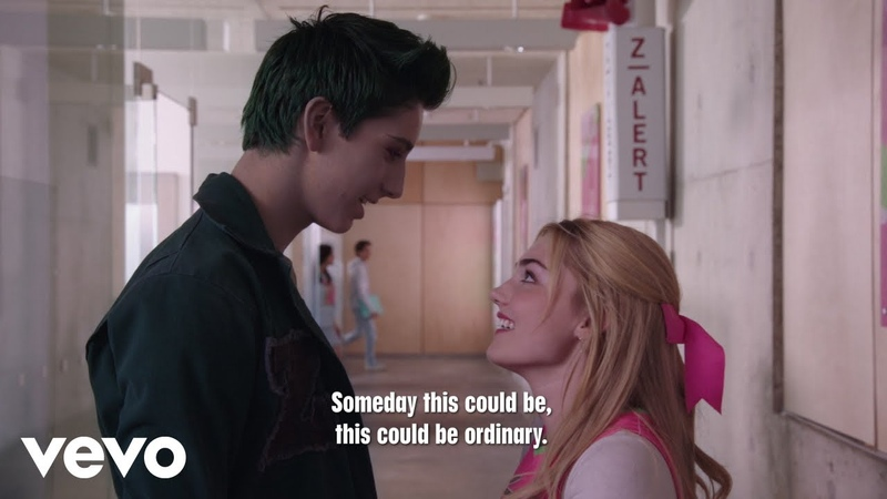 Milo Manheim Meg Donnelly Someday From ZOMBIES Sing Along