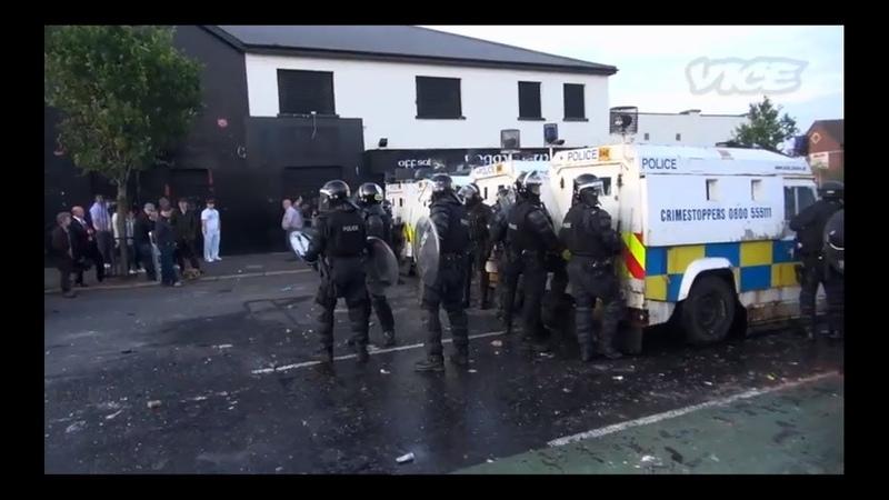 The European Capitol of Terrorism Belfast VICE Travel Part 4 of 4
