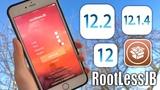 RootLess Jailbreak iOS 12.1.4 - 12.2 - 12.3 Tool Updated + Cydia Installer!