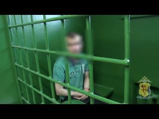 Разбойное нападение на курьера в Кирове