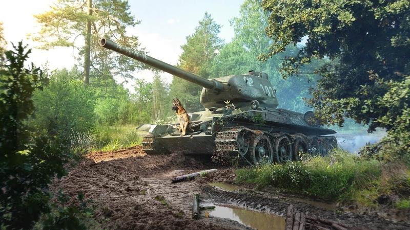 Эпичные момент World of Tanks