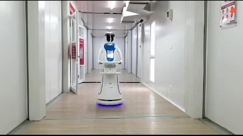 Роботизированные курьеры