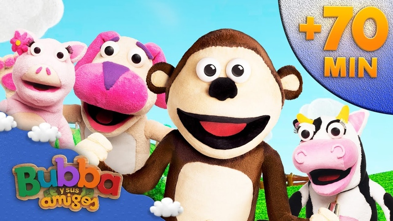 25 episodios de Mono Bubba y sus amigos
