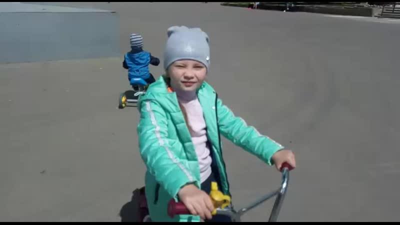 Веломарафон Самсонова Саша