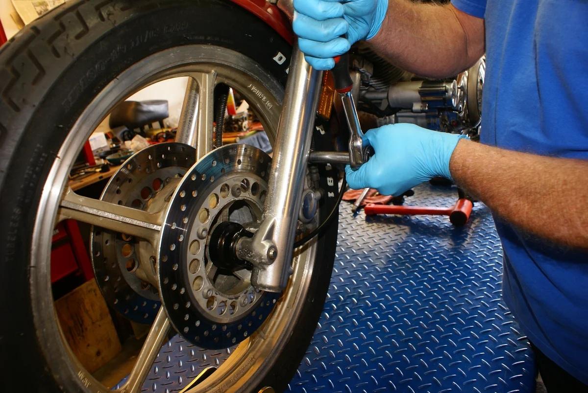 Как стать механиком мотоциклов?
