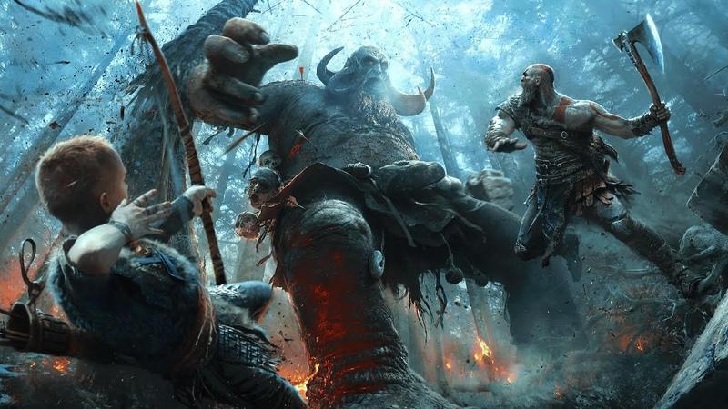 God of War Путь к вершине Мира ФИНАЛ Стрим
