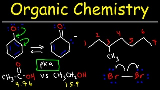 Organic Chemistry For College Students - Basic Introduction