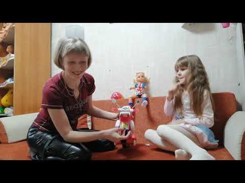 Нэнси Фамоса Игровой набор путешествие куклы Нэнси на мотоцикле в Лондон