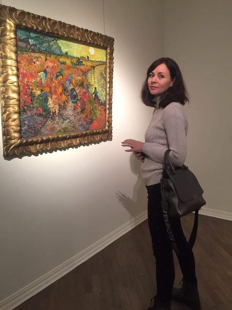 Еникеева Наталья Васильевна — художник по профессии и призванию., изображение №1
