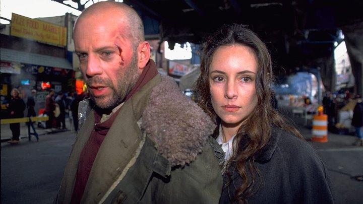 12 обезьян 1995 Г США фантастика триллер детектив