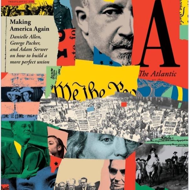 The Atlantic. October 2020
