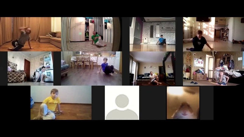Тренировка онлайн Monitor Molejo