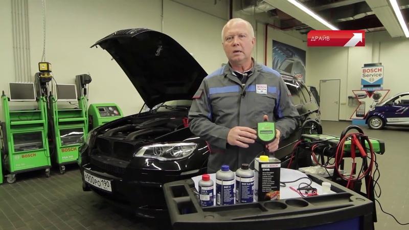 Тормозные жидкости Bosch Новая универсальная тормозная жидкость ENV6