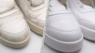 ПОКРАСКА И ВОССТАНОВЛЕНИЕ КРОССОВОК | Реставрация и уход за кожаной обувью