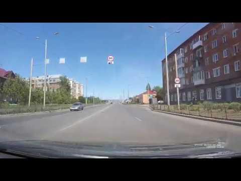 г Омск 16 06 2020 Поворот налево на встречную полосу