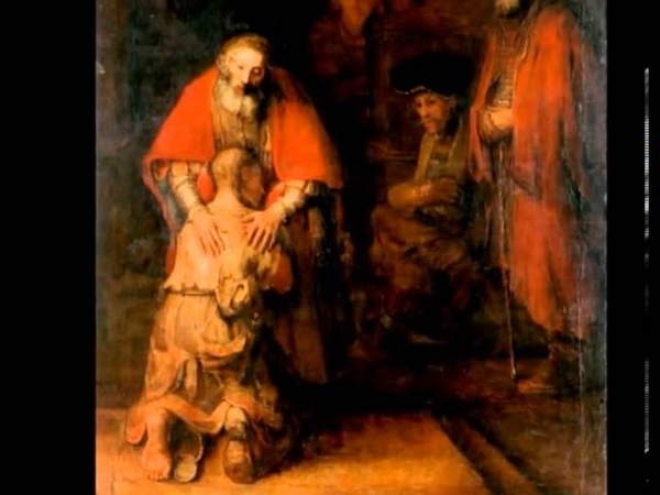 МОСТ НАД БЕЗДНОЙ Рембрандт Харменс ван Рейн 12 из 12 серий