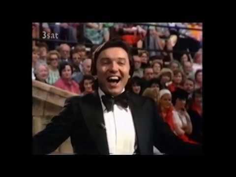 Karel Gott Musik und Spass mit der goldenen Stimme aus Prag 1976