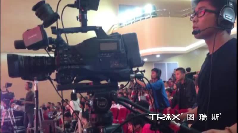 Профессиональный Трипод для видеосъемки TERIS V20T сверхмощный