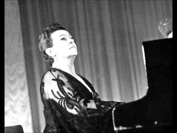Людмила Лядова фортепианный концерт для рояля с оркестром ч 1
