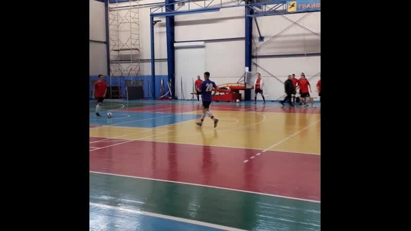 Чемпионат Грайворонского городского округа по мини-футболу 7 тур.