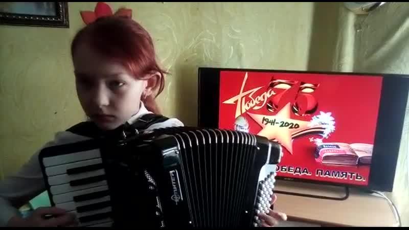 Шахурина Любовь Р Н П Яна горку шла