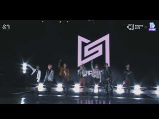 "VIDEO 200426 SuperM - VCR @ ""Beyond the Future"" Live Concert"