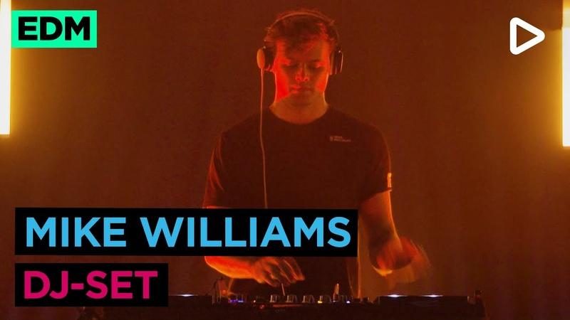 Mike Williams DJ set SLAM x Spinnin' presents Kingsday