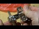 Мебельные петли с доводчиком Как установить в место старых петель