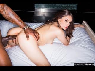 Liv Wild - Hit Me Up - Porno, Blowjob, Brunette, Gonzo, Interracial, Hardcore, BBC, Natural Tits, Porn, Порно