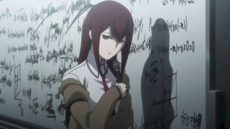 Kurisu Makise from Steins Gate German Vocal Test